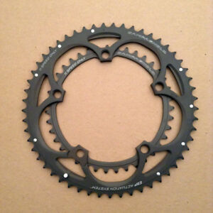 Campagnolo ESP 11 Speed 53/39 Tooth 135 BCD Front Chainring set New