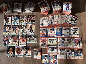 SCORE STADIUM CLUB NHL HOCKEY 1990 1991 STARTER SET W STARS VINTAGE JAGR GRETZKY