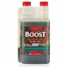 Canna Boost Accelerator 1 Liter 1L Bloom Nutrient Enhancer Flowering