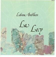 FANIA Salsa RARE CD REMASTERED Lebron Brothers LA LEY saludo a Colombia SUEÑO