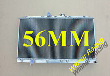 Fit Mitsubishi Galant VR-4/VR4 EC5A/EC5W 6A13TT MT 1996-2003 Aluminum radiator