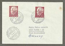 TS Bremen-Amérique du Nord service 1965 (D)