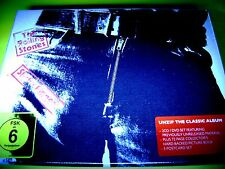 THE ROLLING STONES - STICKY FINGERS | LTD 2CD / DVD + 72 PAGE COLLECTOR'S && OVP