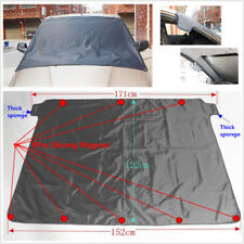 Polyester Car Windshield Cover Sun Shield Snow Ice Frost Freeze Dust Protector