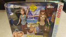 Mary-Kate and Ashley Getting There Doll Set