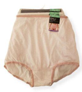 Bali Skimp Skamp XL/8 #V633 Women's Panties Underwear 3-Pair Pack New with Tags