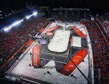 2017 NHL 100 Classic Ottawa Senators vs Montreal Canadiens Color 8 X 10 Photo