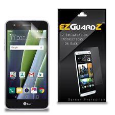 2X EZguardz Clear Screen Protector Shield HD 2X For LG Risio 2