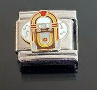 Juke Box Italian Charm Bracelet Charms Link