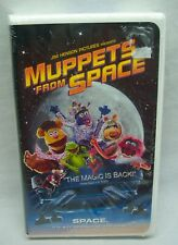 Jim Henson THE MUPPETS FROM SPACE VHS VIDEO NEW