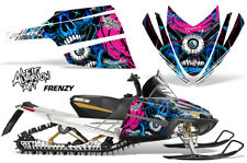 Arctic Cat M Series AC Crossfire Decal Graphic Kit Sled Snowmobile Wrap FRENZY U