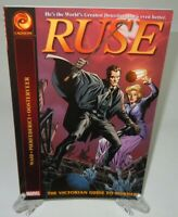Ruse: The Victorian Guide to Murder Marvel Comics Brand New TPB Trade Paperback