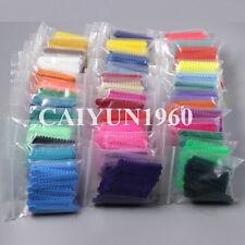 10 Packs 10800 Pcs Dental Orthodontics Elastic Ligature Ties 44 ColorsCE&FDA