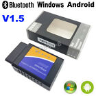 Auto Car OBD2 Bluetooth Scanner Diagnostic Code Reader Tool for Android Windows