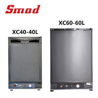 Smad 12V Propane Gas Refrigerator Camper Motorhome Mini Fridge RV Travel Cooler