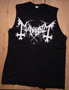 Mayhem Shirt Black Metal