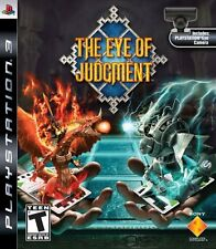 Playstation 3 The Eye of Judgment Game and Sony PS3 Camera