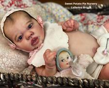 Bountiful Baby Prototype, Felicity Awake beautiful realborn, reborn baby doll