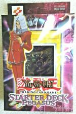 Yugioh PEGASUS STARTER DECK Unlimited ENGLISH Factory Sealed MINTY MINT!