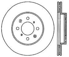 Disc Brake Rotor-Premium Rotor Front Centric 120.40021CRY fits 90-91 Honda Civic