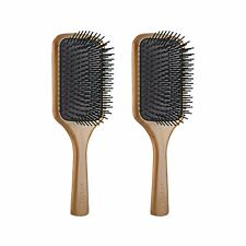 2x Aveda Color Conserve Wooden Paddle Brush 1pc,