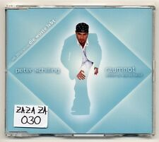 Peter Schilling Maxi CD Need (Do You Know What Is Is called) - 5-track CD