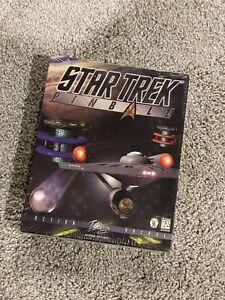Star Trek Pinball (PC, 1998) (NEW IN BOX)