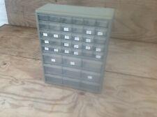 Plastic Small Parts 39 Drawer Storage Rack