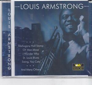 Louis Armstrong-Swing You Cats cd album