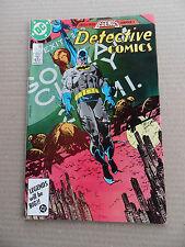 Detective Comics 568 . DC 1986 - VF - minus