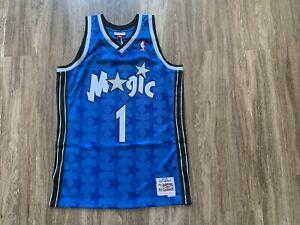 Men Tracy McGrady TMAC Mitchell Ness Orlando Magic Jersey Swingman NBA Adult