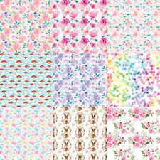 Primavera Verano telas con respaldo de Fieltro-perfecto para arco haciendo-Premium Tela Fieltro