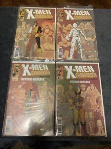 X-Men Grand Design 1-2 Second Genesis 1-2 NM 1st Print Complete Comics Marvel