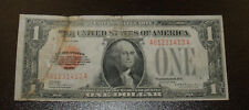 1928 $1 United Stated Note Red Seal - FR1500