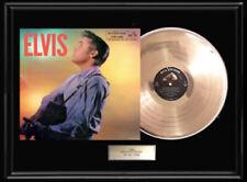 ELVIS PRESLEY SECOND ALBUM FRAMED LP  VINYL RECORD RARE!