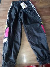 NEUF PANTALON ADIDAS TOILE Vintage 80'S Pants Tracksuit - 140/10 ans