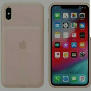 Apple iPhone Xs Max Smart Battery Rechargeable Case/Cover BNIB/SEALED GENUINE