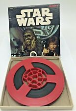 Vintage Film Reel Star Wars Black & White Super 8 Selected Scenes Ken Films F48