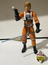 "Star Wars Black Series 6"" Inch archive x-wing luke skywalker Loose Figure"