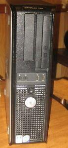 Dell Optiplex 755 Intel Core 2 DVD 500GB HD  Windows XP SP3  FAST SYSTEM