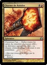 MTG Magic RTR - Rakdos Charm/Charme de Rakdos, French/VF
