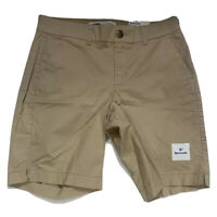 "Old Navy Women's Bermuda Everyday Short Mid-Rise 9"" Inseam Size 2 - Khaki"