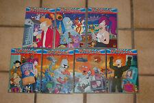 DVD Futurama Staffel 1 + 2