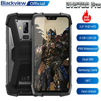 Rugged Smartphone Unlocked Blackview BV9700 Pro Octa Core 6GB+128GB  Android 9.0