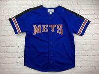 Vintage New York Mets Starter Jersey Kids Size Large L