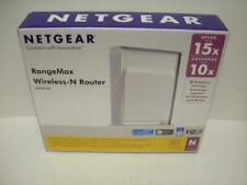 Netgear NEW RangeMax WNR834B-100NAS 270 Mbps 4-Port 10/100 Wireless N Router NIB