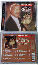 JAMES LAST Best Of Classics Up To Date .. 1998 Polydor CD TOP