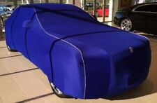 AUTHENTIC - Rolls Royce - GHOST - Standard Wheelbase Custom Car Cover - Blue