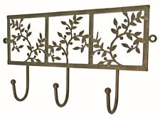 Headbourne Wall Fix Floral Metal Hanger Decorative Hooks Balls End Hooks ii