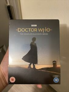 Doctor Who: The Complete Series 11 STEELBOOK Blu-ray
